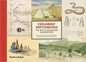 Explorers Sketchbooks